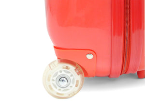 Kids Travel 2 Children's Suitcase Ladybird Wheels