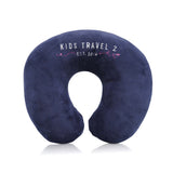 KT2 Ladybird Children's Suitcase & Neck Pillow Bundle
