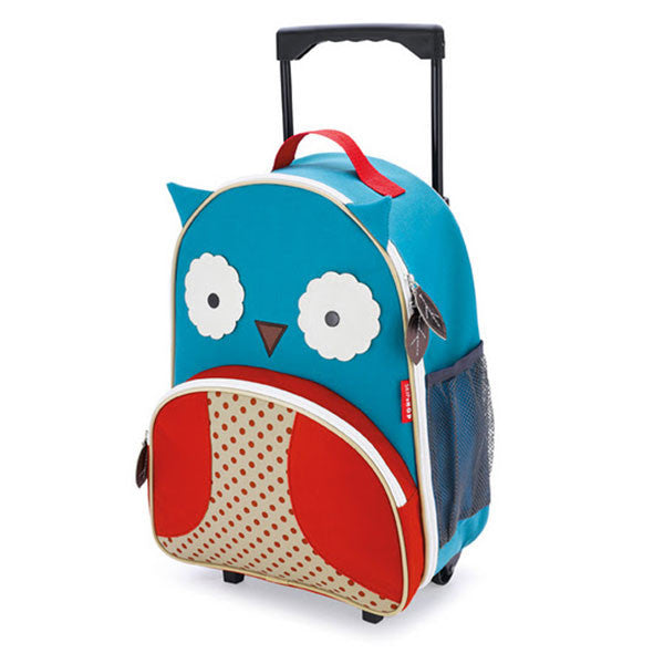 Skip Hop Owl Zoo Trolley Case