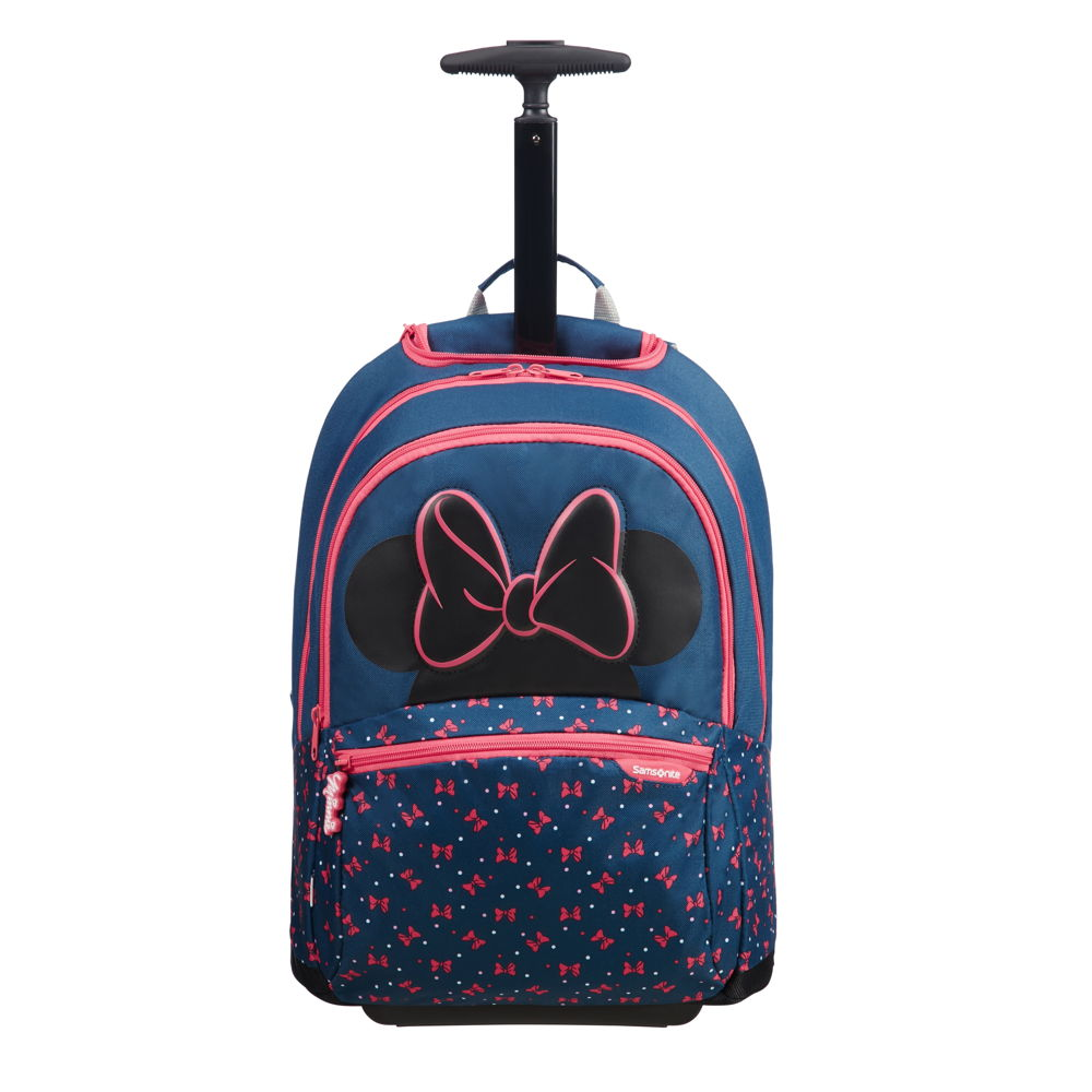 Samsonite Disney Ultimate 2.0 Minnie Neon Backpack/Wheels
