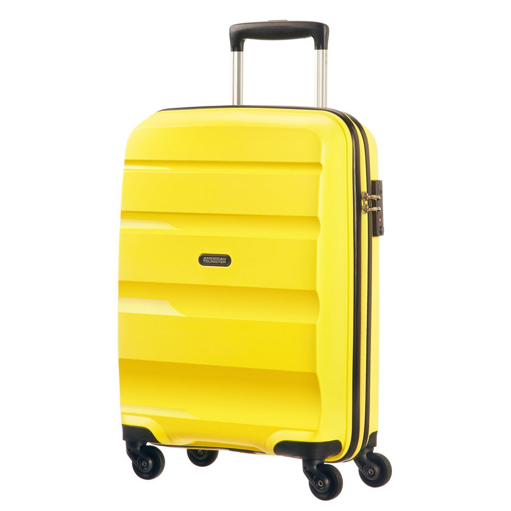 American Tourister Bon Air Summer Colours 67cm Spinner Solar Yellow