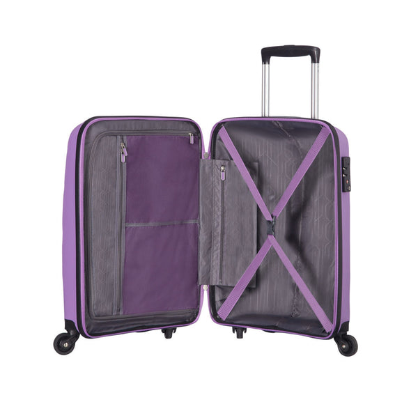 American Tourister Bon Air Summer Colours 55cm Spinner Lilac