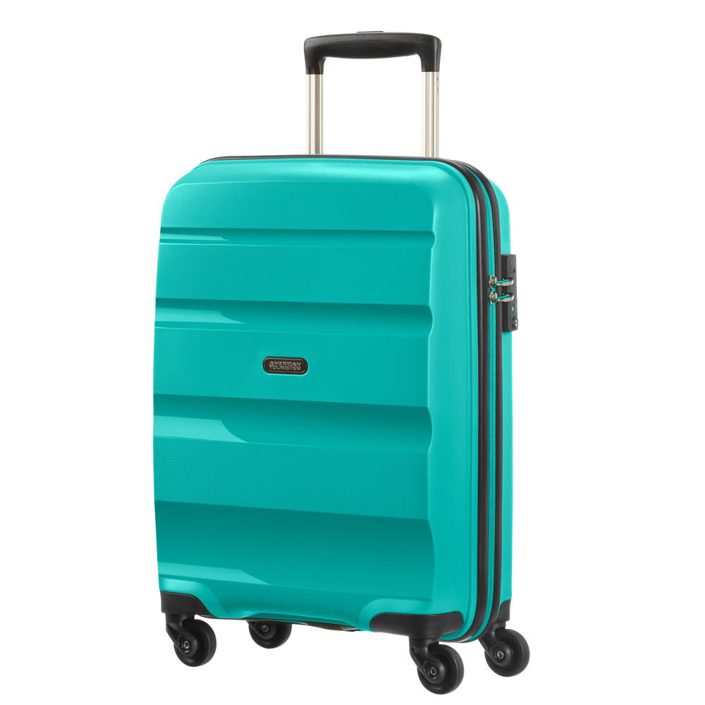 American Tourister Bon Air Summer Colours 67cm Spinner Deep Turquoise