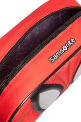 Samsonite Marvel Ultimate Pencil Case Junior Spiderman Iconic Open
