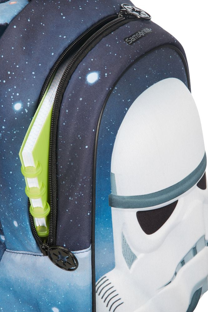 Samsonite Star Wars Ultimate Stormtrooper Iconic Backpack Small Plus Junior