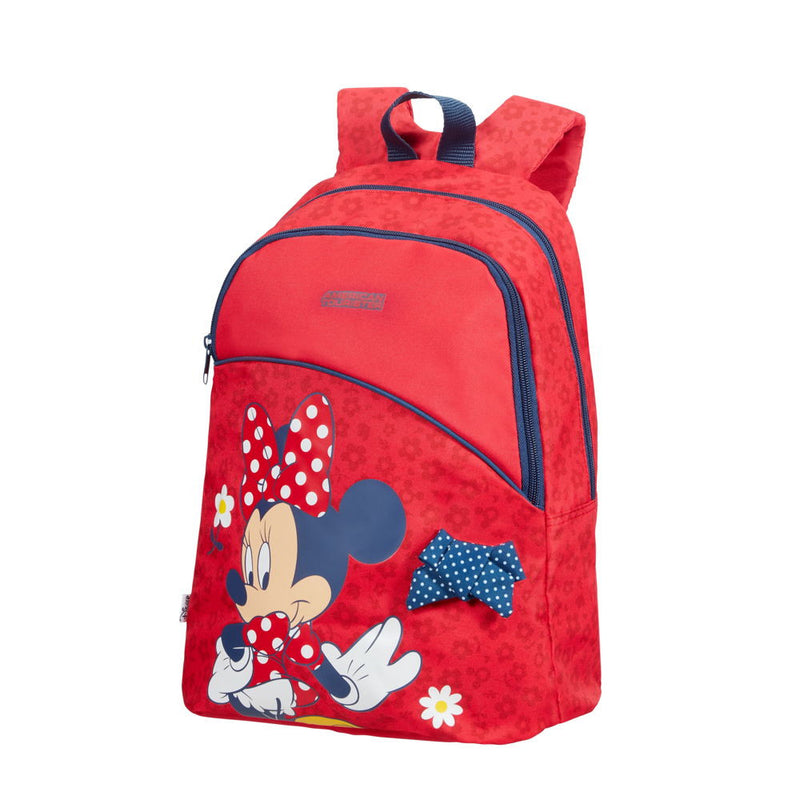 American Tourister Minnie Bow Backpack Small Plus Junior