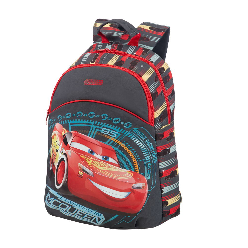 American Tourister Cars 3 Backpack Small Plus Junior