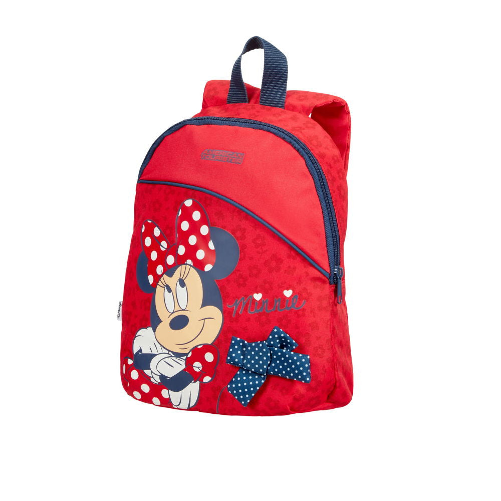 American Tourister Minnie Bow Backpack Small Junior