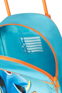 American Tourister Dory - Nemo Fintastic School Trolley 34cm Name Tag