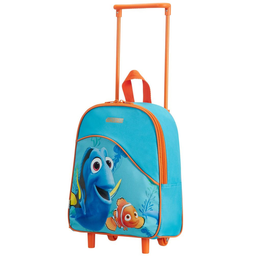 American Tourister Dory - Nemo Fintastic School Trolley 34cm Front With Extended Handle