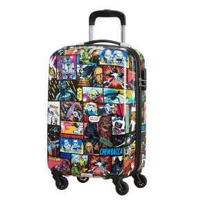 American Tourister Star Wars Legends Comic Spinner 55cm Front
