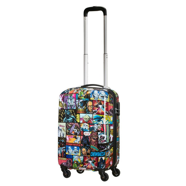 American Tourister Star Wars Legends Comic Spinner 55cm Handle Extended