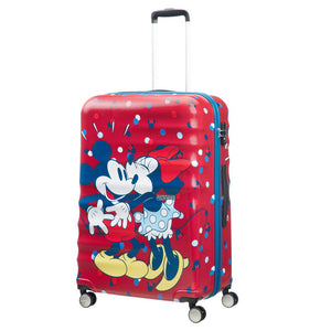 American Tourister Wavebreaker Minnie Loves Mickey Spinner 67cm