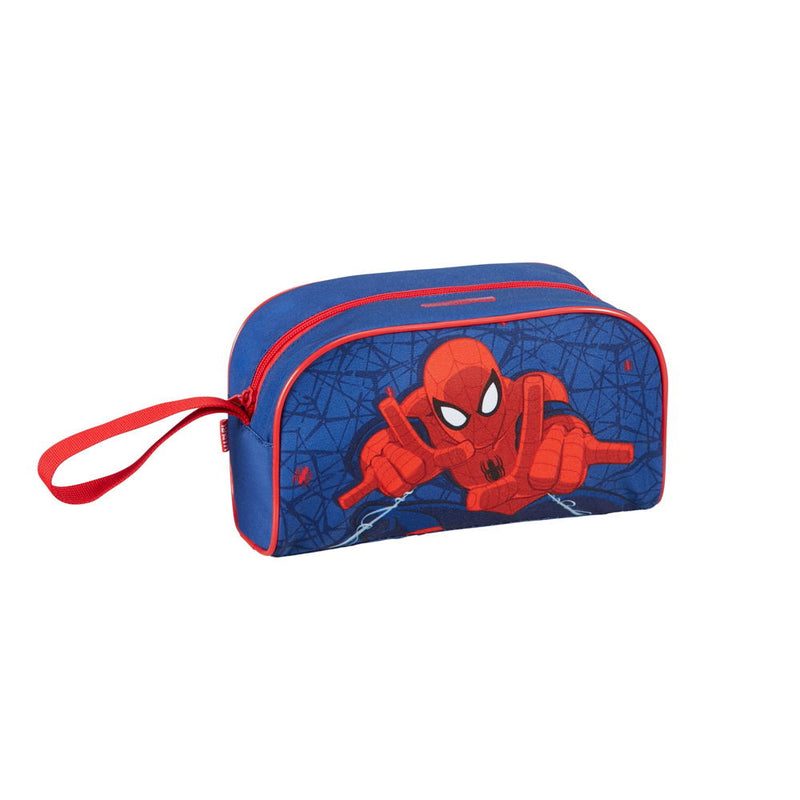 American Tourister Spider Man Web Toilet Kit Junior