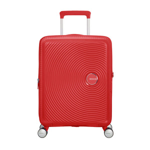 American Tourister Soundbox Spinner 55cm Coral Red