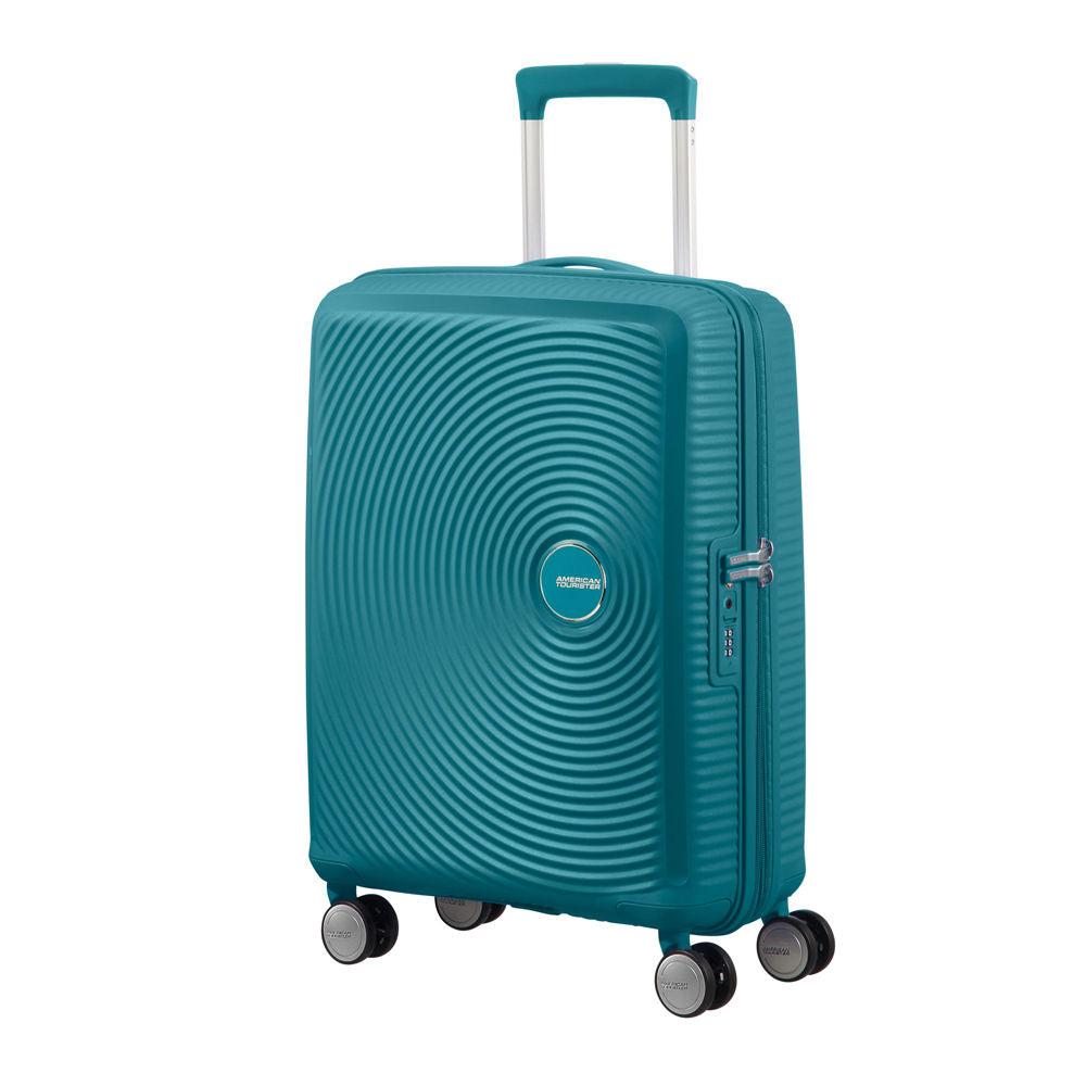 American Tourister Soundbox Spinner 55cm Jade Green