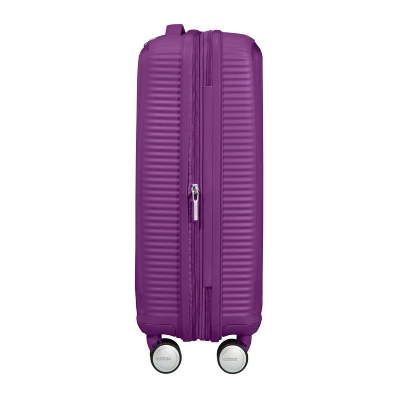 American Tourister Soundbox Spinner 55cm Purple Orchid