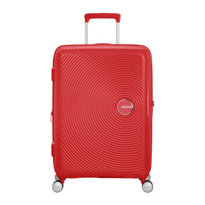 American Tourister Soundbox Spinner 67cm Coral Red