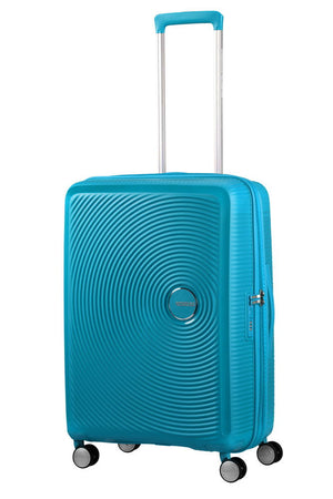 American Tourister Soundbox 67cm Spinner Summer Blue
