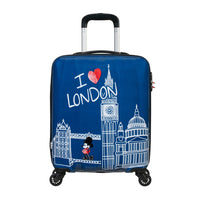 American Tourister Legends Disney Take Me Away Mickey London Spinner 55cm Alfatwist 2.0