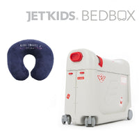 JetKids BedBox Red Bundle