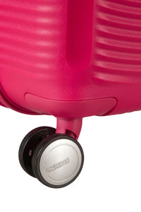 American Tourister Soundbox 67cm Spinner Lightening Pink