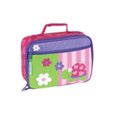 Stephen Joseph Children's Lunch Bag Pink Turtle