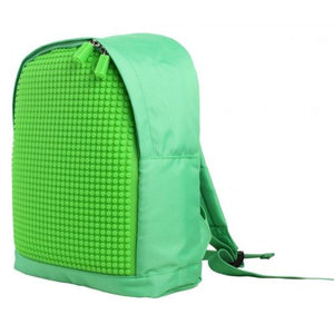 Uanyi Pixel Art Backpack - Green