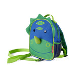 Skip Hop Dinosaur Mini Backpack with Safety Reign