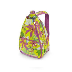 All For Color Tennis Backpack Island Oasis