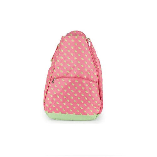 All For Color Tennis Backpack Citrus Dot