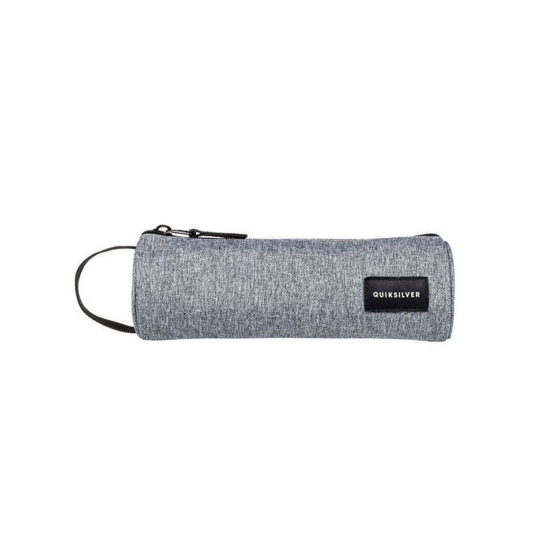 Quicksilver Pencil Case Light Grey Heather