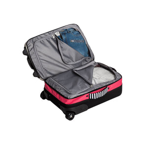 Roxy Roll Up Luggage Heritage Heather