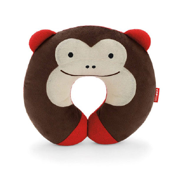Skip Hop Monkey Neck Pillow