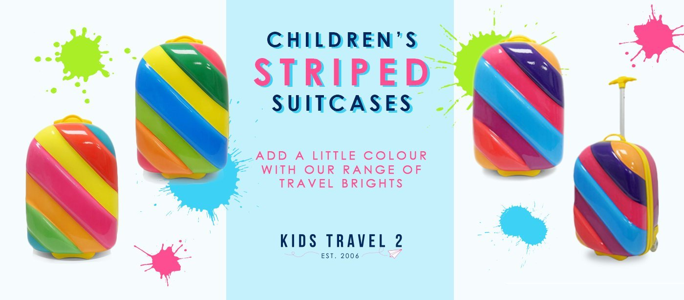Kids Travel 2 Colours Collection