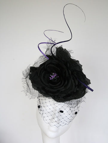 Hats, Headpieces and Fascinators by AJ Hats