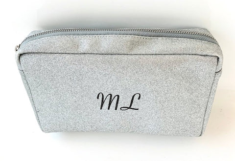 HENNA KIT BAG - BLING BLING BLING! SILVER ENCRUSTED SAVE $$  40% OFF! exclusively designed with our signature logo