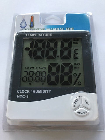 Humidity Testing Device -  Temperature Hygrometer 40% OFF