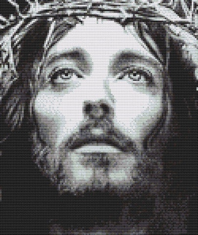 Son Of God Counted Cross Stitch Kit