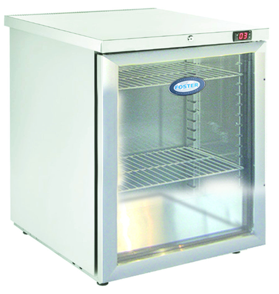 Foster 150 Litre Cabinets. - Academy Refrigeration & Air Conditioning