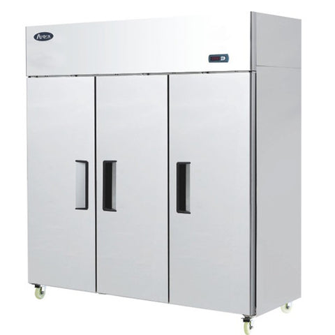 Economy Solid 3-Door Cabinets - Academy Refrigeration & Air Conditioning