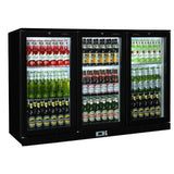 Sterling Pro Triple Door Bottle Coolers - Academy Refrigeration & Air Conditioning