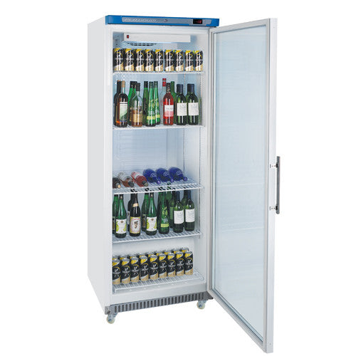 LEC Platinum 600 Litres Upright Cabinets - Academy Refrigeration & Air Conditioning