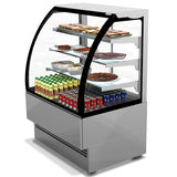 Sterling Pro Patisserie Counter 'Evo' Curved Glass - Academy Refrigeration & Air Conditioning