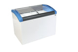 Elcold Focus Glass Lid Chest Freezers - Academy Refrigeration & Air Conditioning