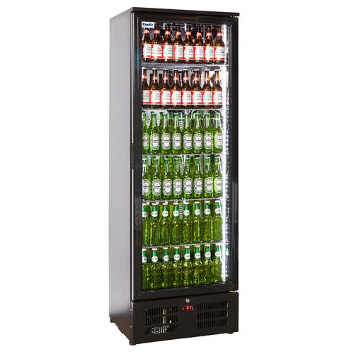Economy Tall Black Bar Coolers - Academy Refrigeration & Air Conditioning