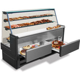 Sterling Pro Patisserie Serveover Counter 'Rivo' - Academy Refrigeration & Air Conditioning