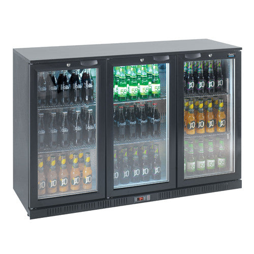 LEC Triple Door Bottle Cooler