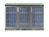 Gamko Bottle Coolers - Maxiglass - Low Height - 850MM - Academy Refrigeration & Air Conditioning