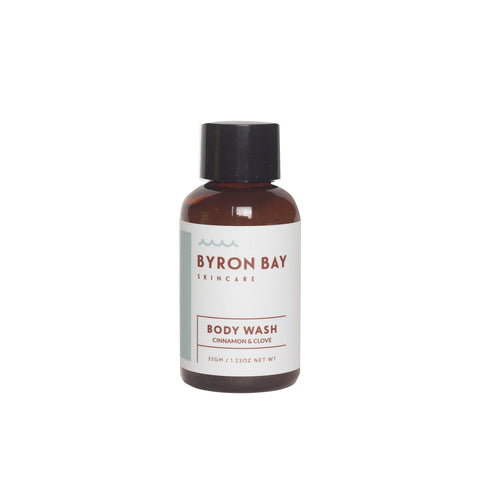 Body Wash Travel Size